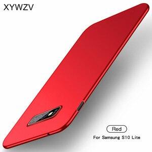 Image 2 - サムスンギャラクシー S10E ケース Silm 高級超薄型ハード PC 電話ケース S10e カバーサムスン S10E