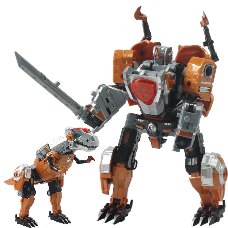 Tran Sformation Dinosaur Robots Transformable Toys For