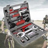 37pcs/set Mountain Bike Patchs Bicycle Accessories Maintenance Repair box diagnostic tools Kit Valuables Cycling Chain case