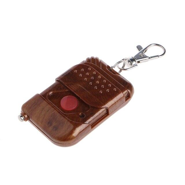 0 50m 1 CH RF kablosuz RF uzaktan kumanda tek düğme anahtarı verici 315 MHz/433 MHz yeni