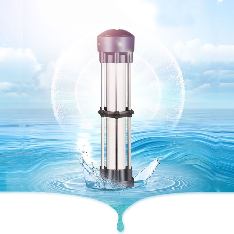 Aquarium water purifier to filter water clarifier cleaner conditioner, balance PH,Soften hardness of water,remove Bacteria Algae