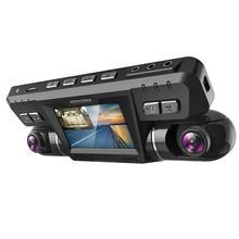 цена на Dashcam Dual Lens HD Night Vision Wide Angle Car Video Recorder Parking Monitoring Car DVR Camera monitoring WiFi ADAS