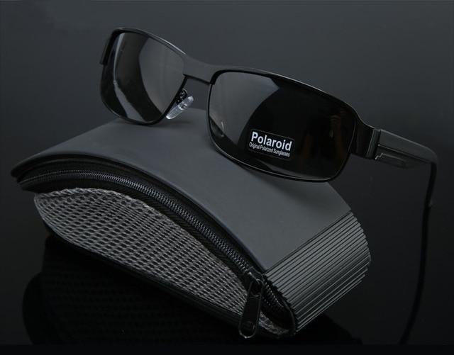 2017 New Polaroid Sunglasses Fashion Brand Designer Men Polarized Sunglasses Driving Sun glasses for Men Oculos De Sol Masculino
