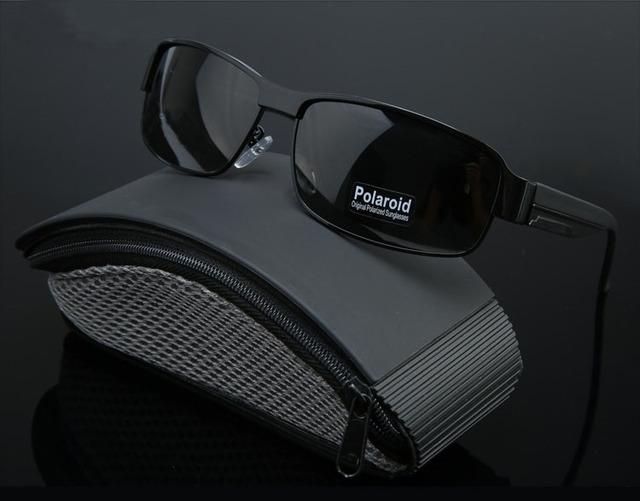 2017 new marca de moda designer de óculos de sol polaroid óculos de sol dos homens polarizados condução óculos de sol para homens oculos de sol masculino
