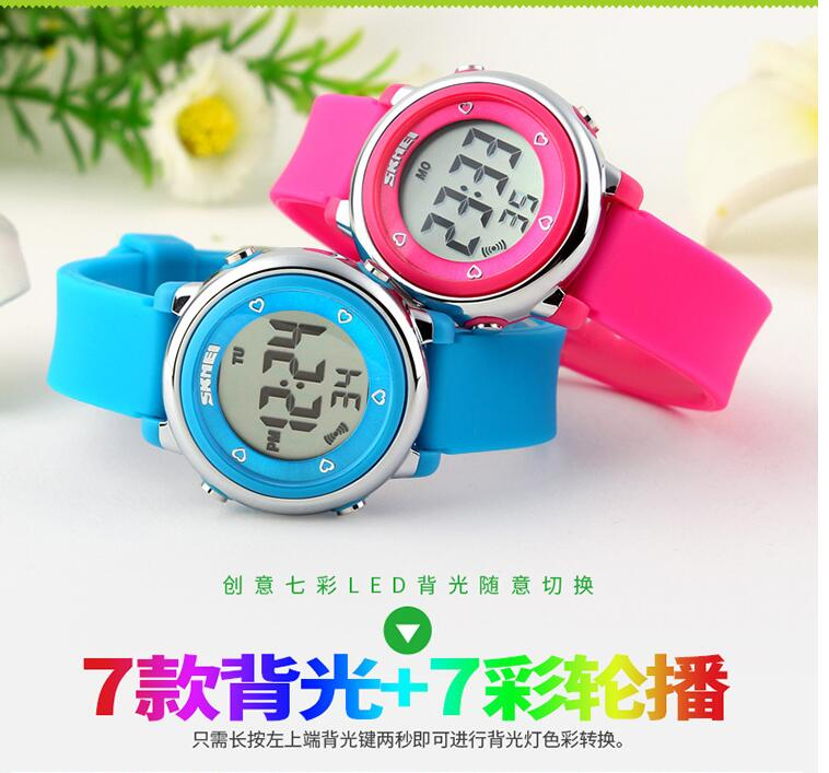 Watch male student Korean version of the simple trend leisure sports electronic watch genuine quartz fashion watchWatch male student Korean version of the simple trend leisure sports electronic watch genuine quartz fashion watch