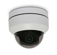 4MP IP Camera Mini PTZ Outdoor Dome POE 3X OpticaL Zoom Motorized CCTV Security Camera
