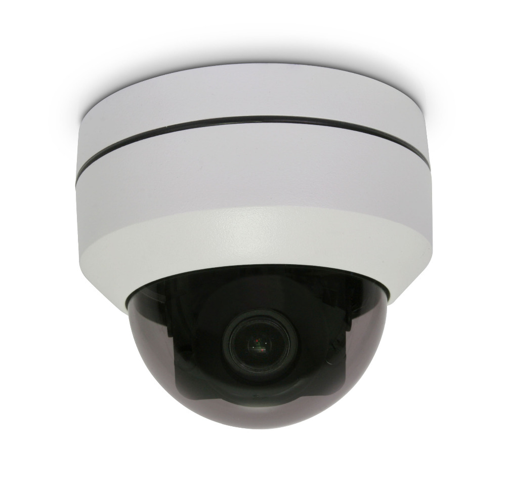 4MP IP Camera Mini PTZ Outdoor Dome POE 3X OpticaL Zoom Motorized CCTV Security Camera удлинитель zoom ecm 3