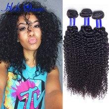 Amazing Afro Kinky Curly Weave 1 Bundle Deals Stema Mink Brazilian Weave 10a Grade Virgin Unprocessed Human Hair Alibarbara Hair