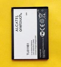 Новый оригинальный tli019b1 батареи alcatel one touch ot991 991d 6010 мобильный телефон батареи аккумуляторные 1900 мАч литий-ионный аккумулятор