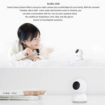 Original Xiaomi Mijia Smart Cameras 360 Angle 1080P Full HD Night Vision Webcam Camcorder WiFi Wireless IP Web Cam APP Smart Cam 2