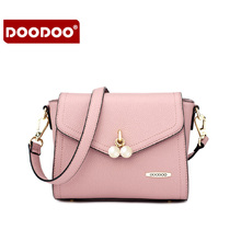 2016 New Popular Fashion Blue Grey Pearl Women Shoulder Bag Women Messenger Bag Leather Girls Shoulder Bag Casual Bag