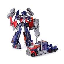 Автомобили роботы фигурки Классические Игрушки для мальчиков подарок на день рождения Juguetes figuras игрушка