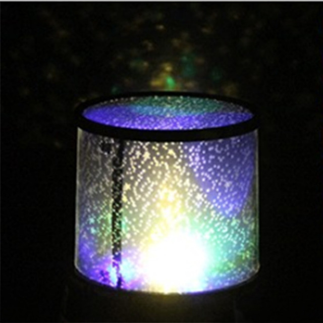 Led Starry Sky Projector Night Light Free Shipping