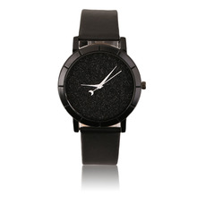 Romantic Area Girls Watches Girls Luxurious Quartz Watch Women Leather-based Gown Wristwatch Montre Femme Reloj Mujer