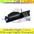 Ccd aparcamiento cámara para Nissan March Renault Logan Renault Sandero cámara de visión trasera para versión nocturna resistente al agua