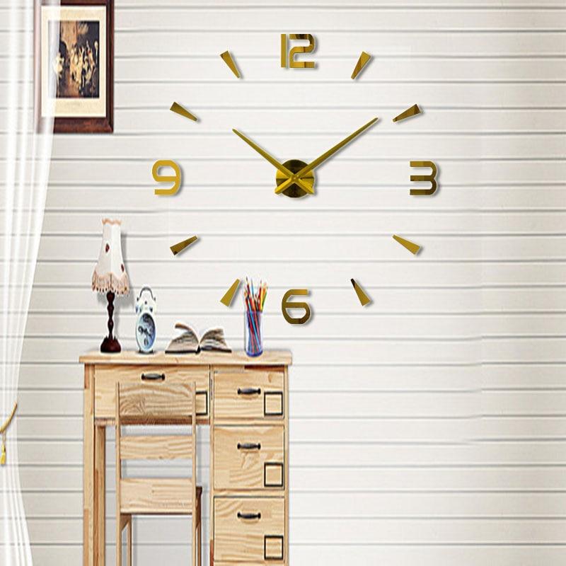 muhsein Ρολόι τοίχου Σύγχρονο σχέδιο - Διακόσμηση σπιτιού - Φωτογραφία 3