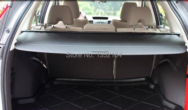 Auto rear trunk cargo cover for Qashqai 2007-2012, auto accessories