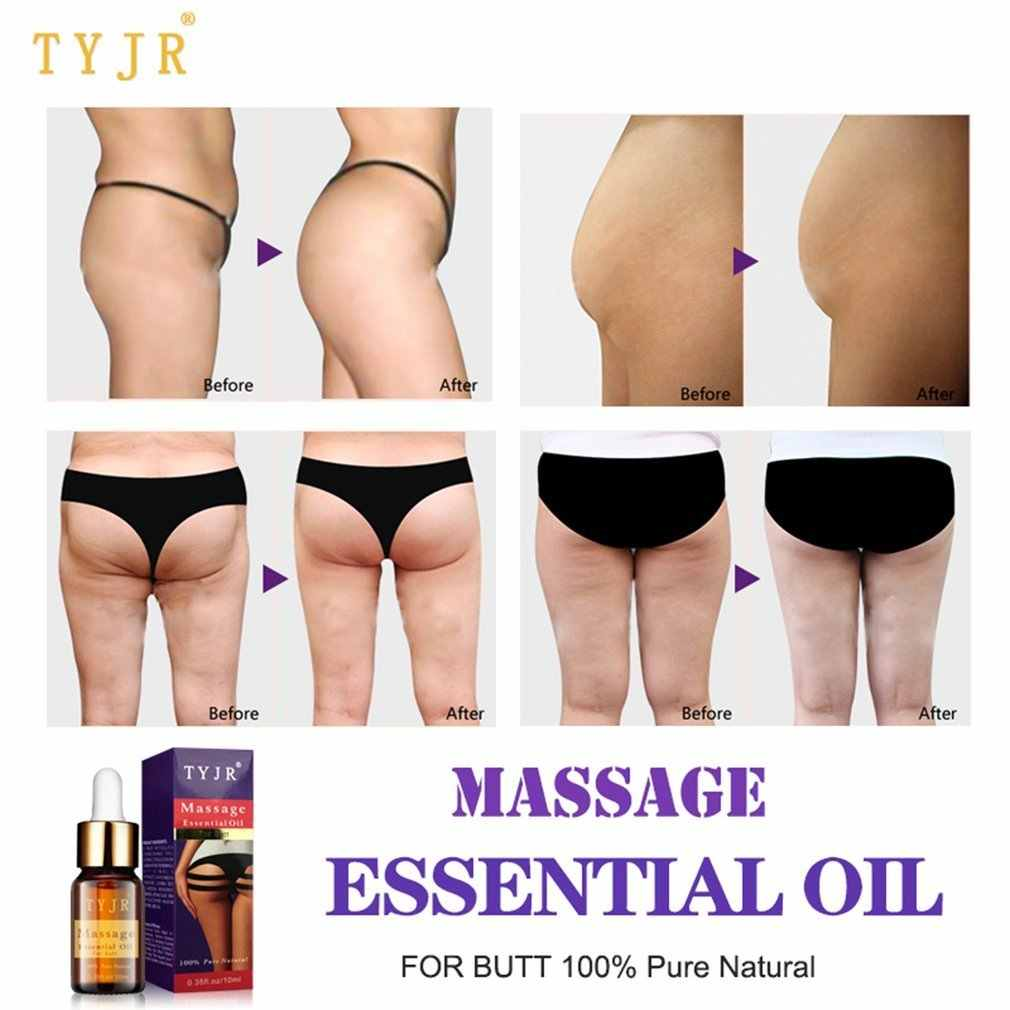 10ml Hip Lift Up Massage Oil Butt Enlargement Essential Oil Ass Enhancement Liftting Up Attractive Ass