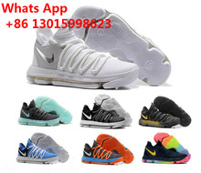 efec477d620c New Zoom KD 10 Anniversary Red Still Kd Igloo BETRUE Oreo Men Basketball  Shoes USA Kevin