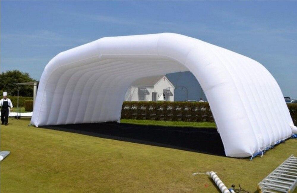 Tente gonflable attrayante de TUNNEL de partie de nouveau Style pour l'exposition, événement