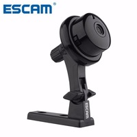 ESCAM Button Q6 IP Camera Wifi Wireless Mini Camera ONVIF CCTV Home Security Indoor Cameras Night