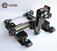 Linear guide XYZ systems linear stage