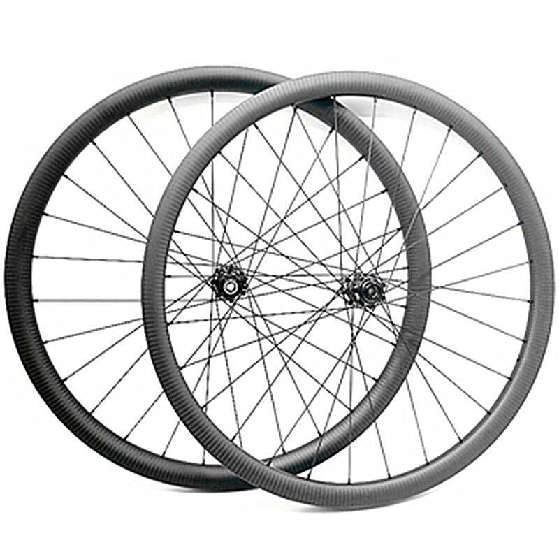Rodas de bicicleta de carbono mtb 29er 30x28 milímetros tubeless DA206 FASTace 100x15 142x12 puxar Em Linha Reta rodas de disco de bicicleta mtb bicicleta rodado