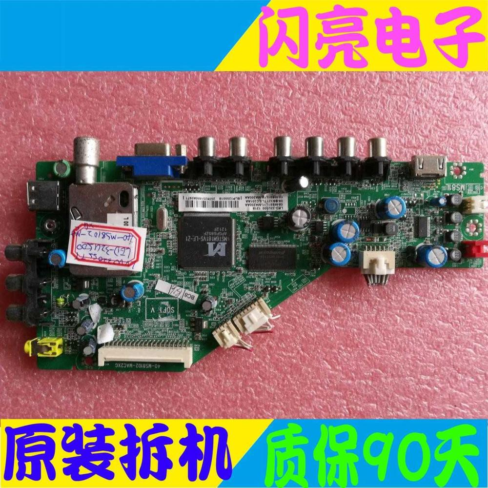 Circuits Main Board Power Board Circuit Constant Current Board Led 46k310x3d Logic Board Y11-sq60pbmb4c4lv0.0 He460ffd-b3 Screen