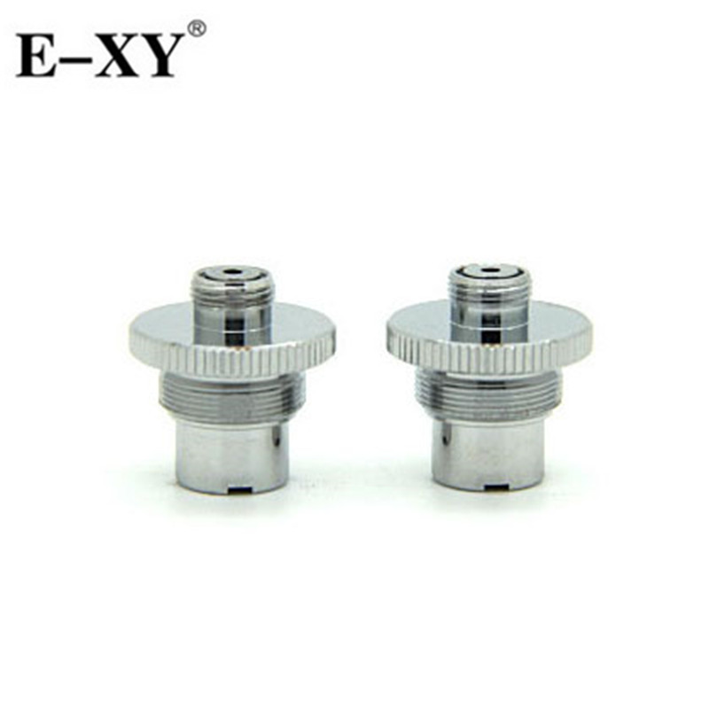 E-XY Electronic Cigarette Adapter 510 EGO Thread Connector Adapter For Mini 10w 20w 30w 50w Vape Batteries Mod BOX