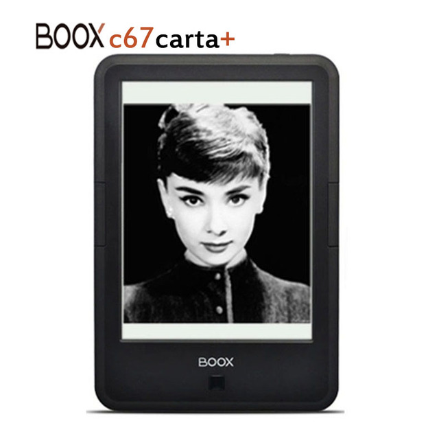 Frontlight ONYX BOOX C67ML Carta+ ebook reader + case with 3000mAH battery Touch Eink Screen EBook e-ink Reader 8G WIFI