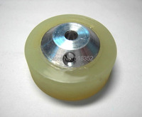 6EC100A747 Makino A401 Upper Urethane Roller &Tension Roller 33.5 x11.5mm, WEDM LS Wire Cutting Accessories Parts