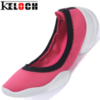 Keloch Spring Summer Soft Sole Dancing Sneaker Breathable Mordern Dance Shoes Woman Ballroom Jazz Dance Shoes