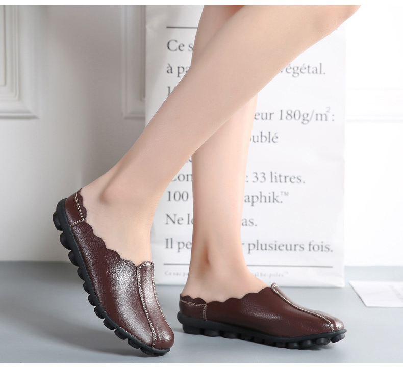 LL 982 Spring Autumn Women Loafers-16