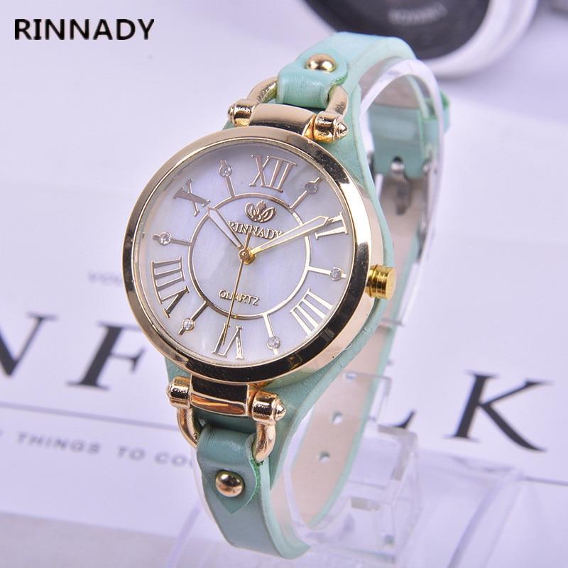 2017 Hot sales watch lady dress mini watch, womens Casual Leather quartz-watch Analog womens wrist watch gifts Reloj Mujer