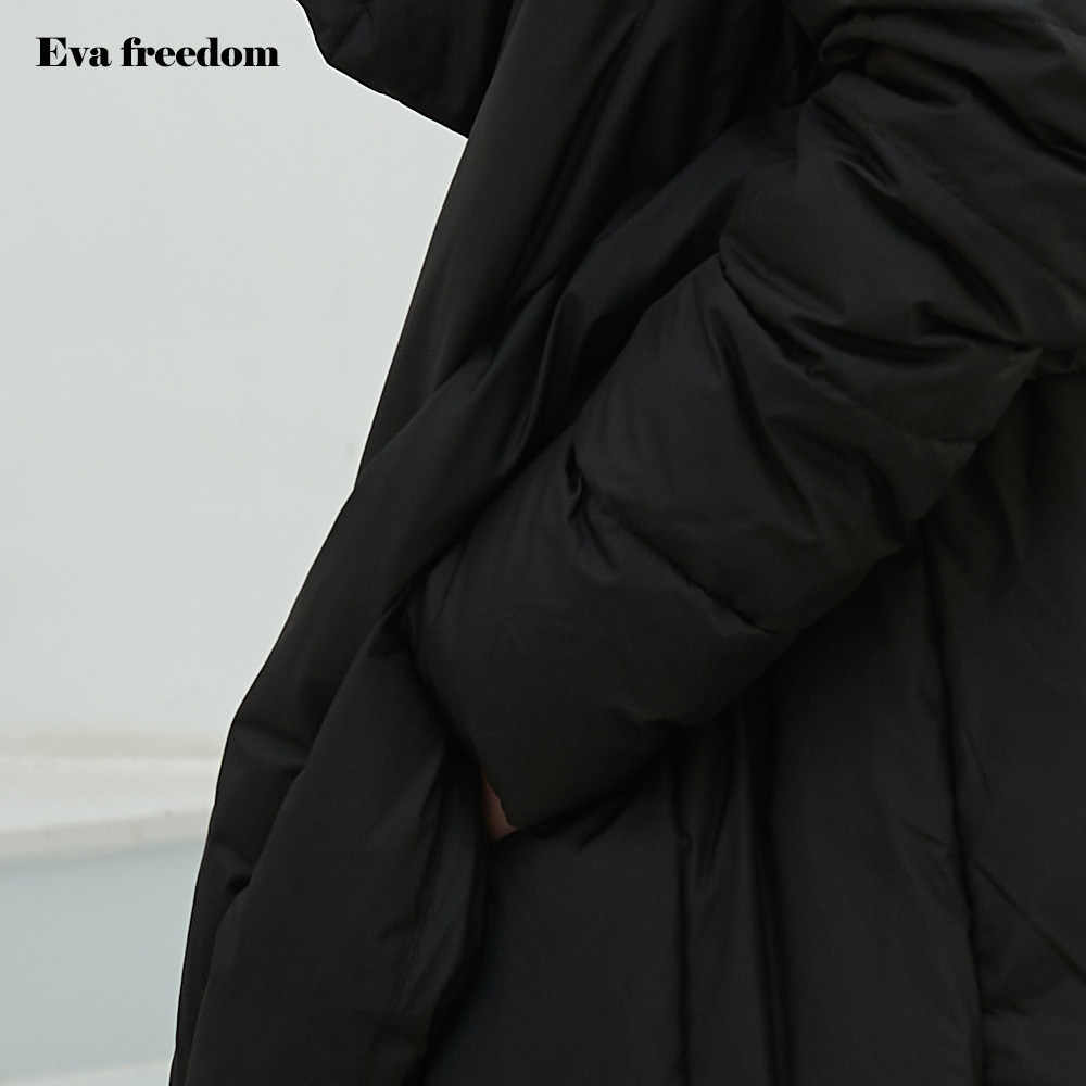 Новинка 2018, стильный оригинальный дизайн, необычный модный пуховик, зимний модный плащ, пуховик s для женщин EF12008A