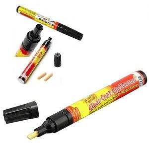 Image 4 - Vendita calda Auto Pittura Della Penna Fix It PRO Clear Coat Applicazione Per La Riparazione della Graffiatura Dellautomobile Rimozione Filler Sigillatore Attivato Trasparente