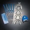 11Pcs/lot Oral Gel Teeth Whitening Set 44% Peroxide Dental Bleaching System Tooth Whitener Whitening Home Use Dental Equipment