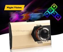 Free shipping 1080p mini car dvr camera dvrs dashcam with night vision parking recorder video registrator