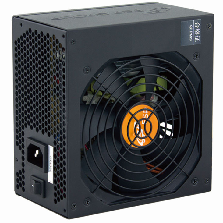 ФОТО Rated 350W host power supply All FSP Blue   New silent desktop computer power