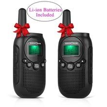 Li-ion Talkie Rechargeable Radio