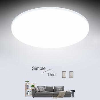 Modern LED Ceiling Lights for Bedroom Kitchen 15/20/30/50W Led Lamps Living Room Lighting Fixture