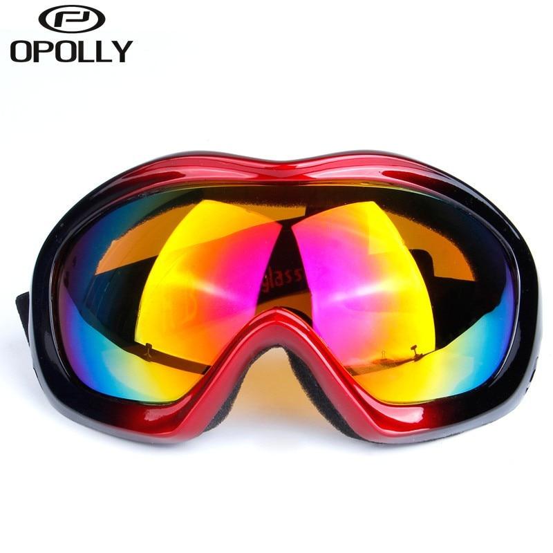 2018 New Men Women Ski Snowboard Eyewear Motorcycle Motocross Racing Goggles Outdoor Sports Skating Skiing Glasses Sunglasses