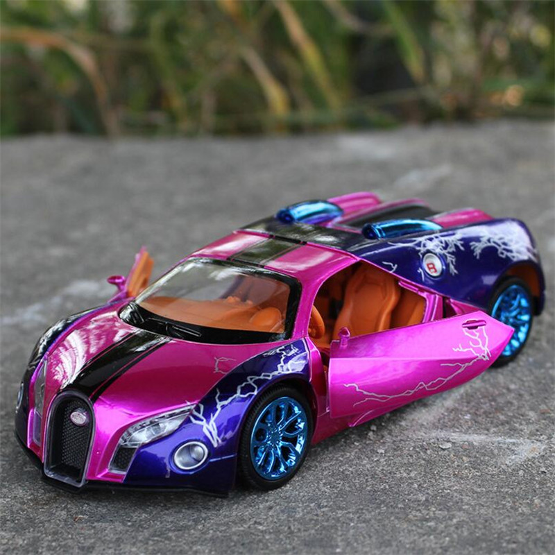 New 1:32 Toy Car GT Metal Alloy Diecast Car Model Miniature Scale Model Metal Toy Model Car Toys For Children