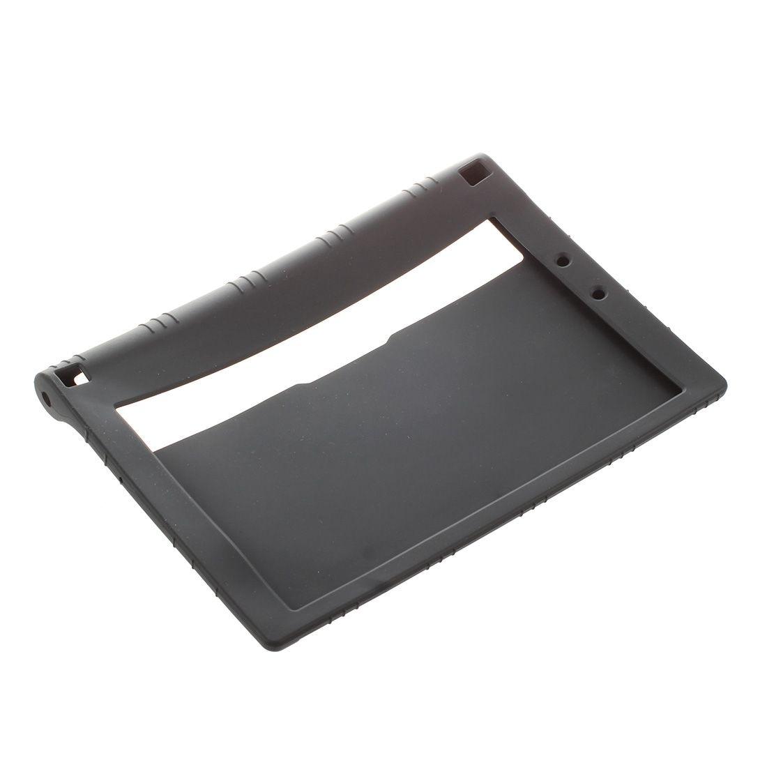 ①  ТПУ силиконовый гель резиновый чехол 10 1 ' дюймов Lenovo Yoga Tablet 2 1050F ЧЕРНЫЙ ✔