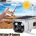NewArrival N8 Solar Powered IP Kamera 1080P Wireless Outdoor Indoor Sicherheit WiFi Kamera mit Gebaut in batterie Motion erkennung|Überwachungskameras|   -