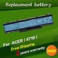 Jigu batería del ordenador portátil para acer aspire 4937 4937g 5235 5236 5241 5334 5335 5335Z 5338 5535 5536 5536G 5541 5541G 5734Z 5735