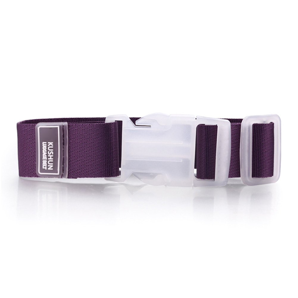 Travel Hang Belt Of Luggage Suitcase Bag Hanger Buckle Portable Travel Hang Belt Anti-lost Clip Against Loss Bag Label #20