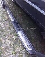 2x Deluxe Running Boards Side Step Nerf Bars Fit For Chevrolet Holden Captiva 2008 2015