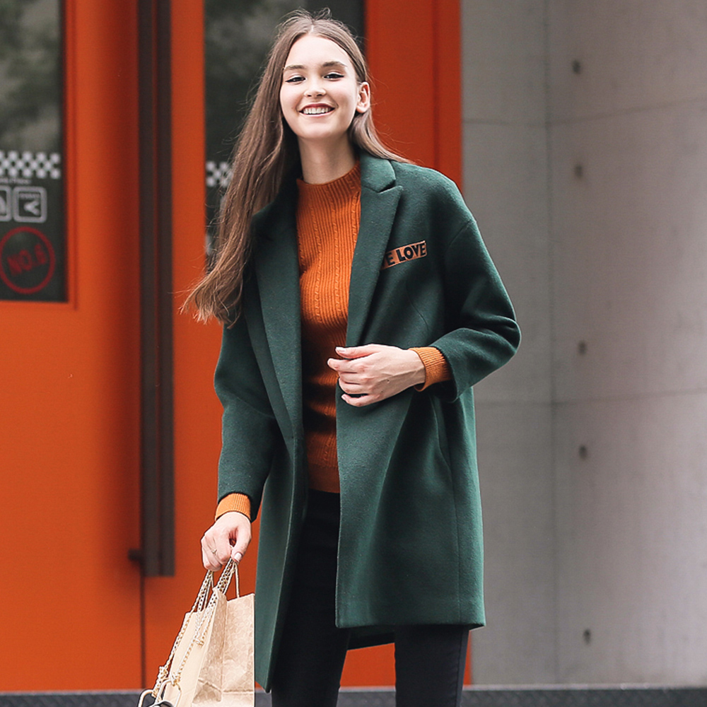 Online Get Cheap Green Cashmere Coat -Aliexpress.com | Alibaba Group