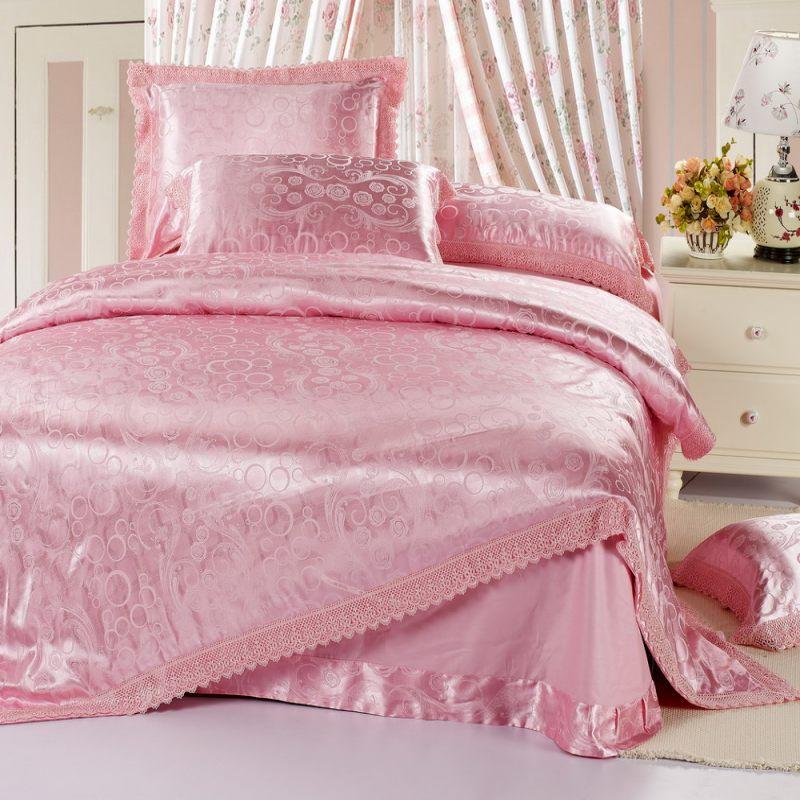 Popular Satin Comforter Queen Buy Cheap Satin Comforter